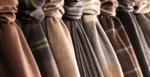кашемировые шарфы