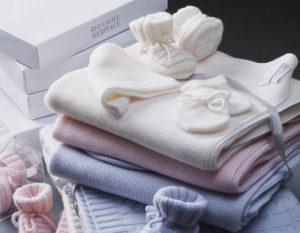 кашемир для новорожденных