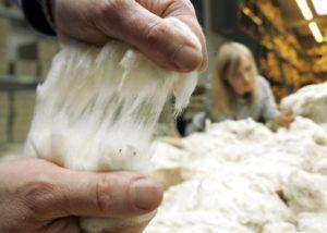 завод по производству тканей