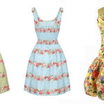 ситцевые платья