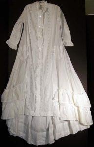 сорочка викторианской эпохи