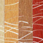 шенилл разных цветов