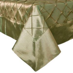 скатерть из искусственного шелка