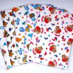 детские пеленки из фланели