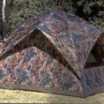 палатка из оксфорда