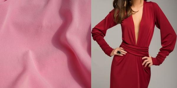 платье из масла