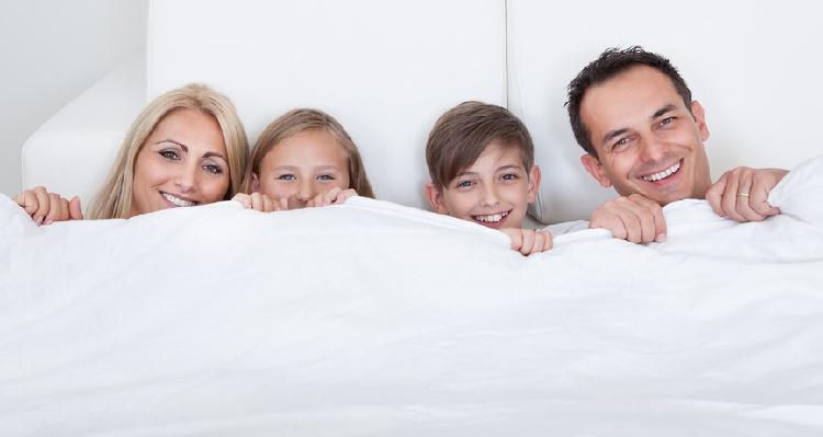 как выбрать размер двуспального одеяла