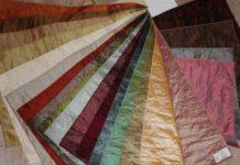 тафта разных цветов