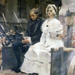 муслин на картине Франсуа Фламенга