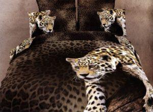 постельное белье с 3В эффектом