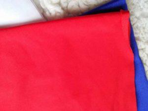 ластик красный