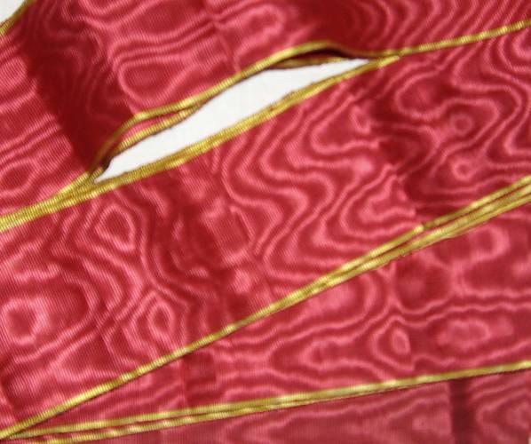 муар серый ткань