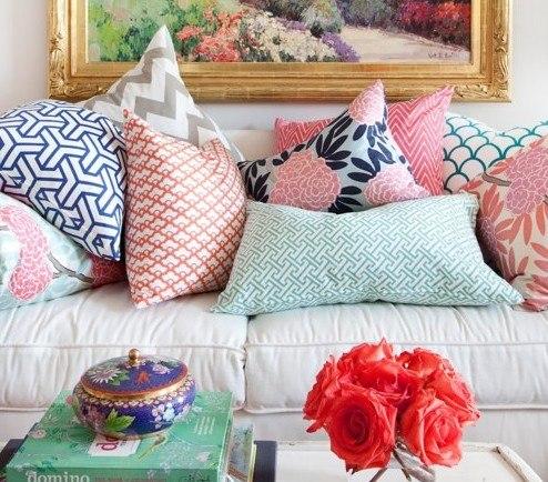 подушки для гейши