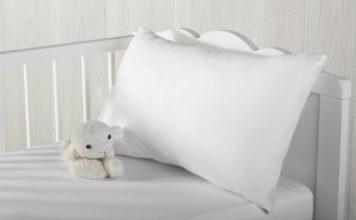 как выбрать подушку для ребенка
