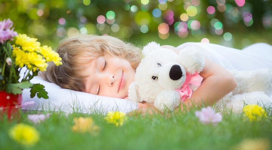 Какую подушку выбрать для ребенка 1 года