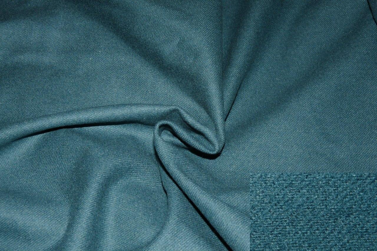 сукно сине-зеленое