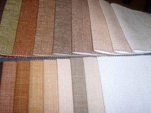 образцы ткани блэкаут