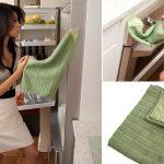 использование кухонных полотенец