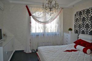 тюль поддерживает дизайн комнаты