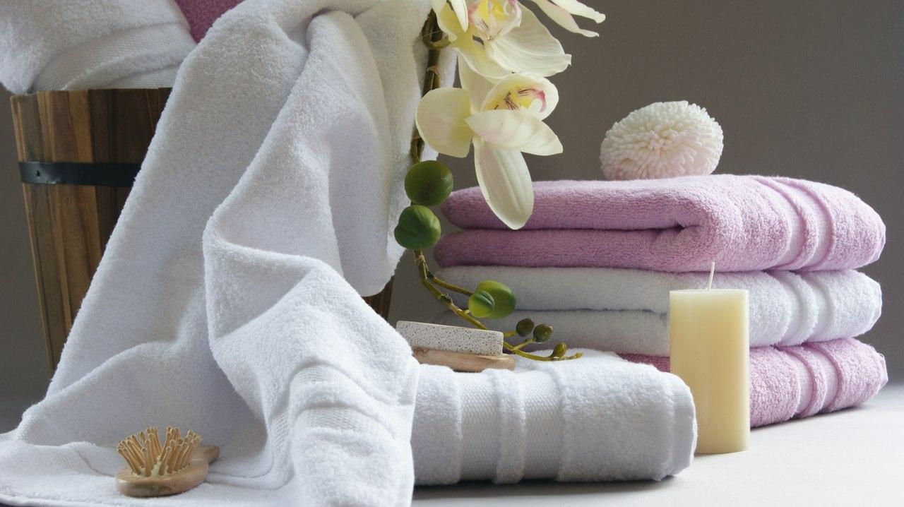 как смягчить махровые полотенца после стирки