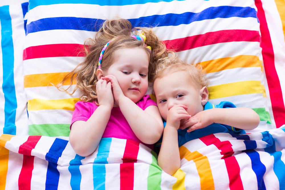 Выбор одеяла для новорожденного