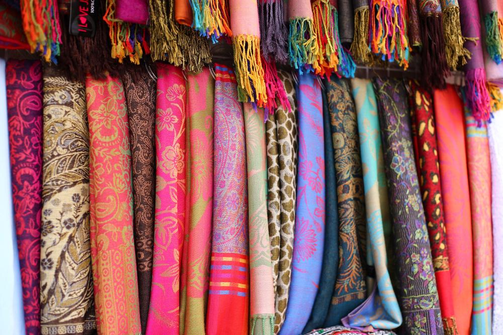 шарф из пашмины
